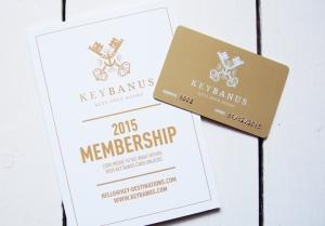 Key Banus Card