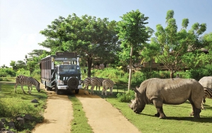 Bali Marine and Safari Park