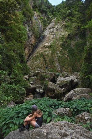 Views from San Cristobal Canyon
