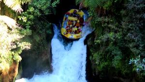 Okere Falls Rafting