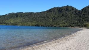 The Blue Lake