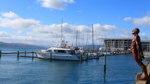 Wellington Waterfront View
