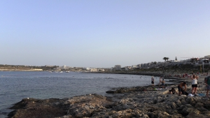 Qawra Point Beach - Ta' Fra Ben