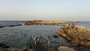 Qawra Point Beach (Ta' Fra Ben)