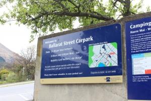 Ballarat Street Parking