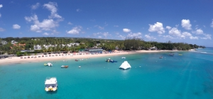 Mullins Beach From Above