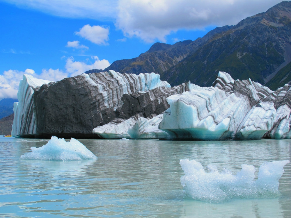 5 Ways To Explore Tasman Glacier