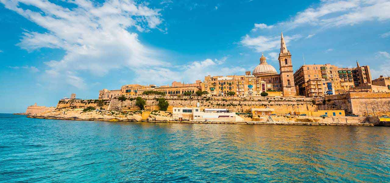 A Day in Valletta
