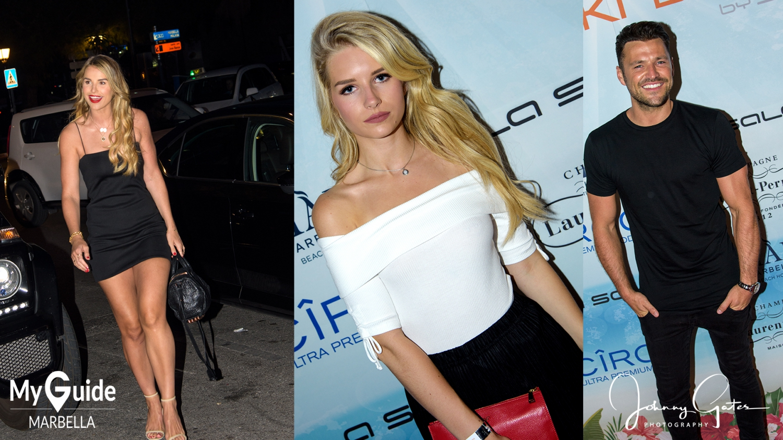 Celebrities welcome Mahiki to Marbella