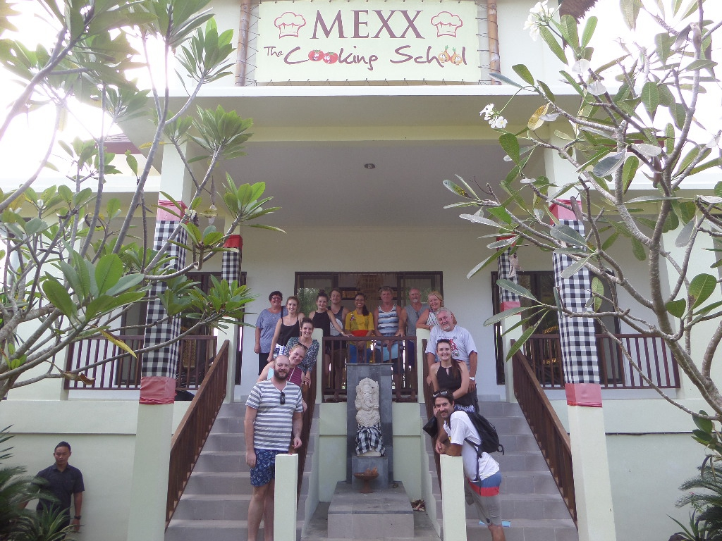 Intimate Indonesian Culinary Experience at MEXX the Cooking School