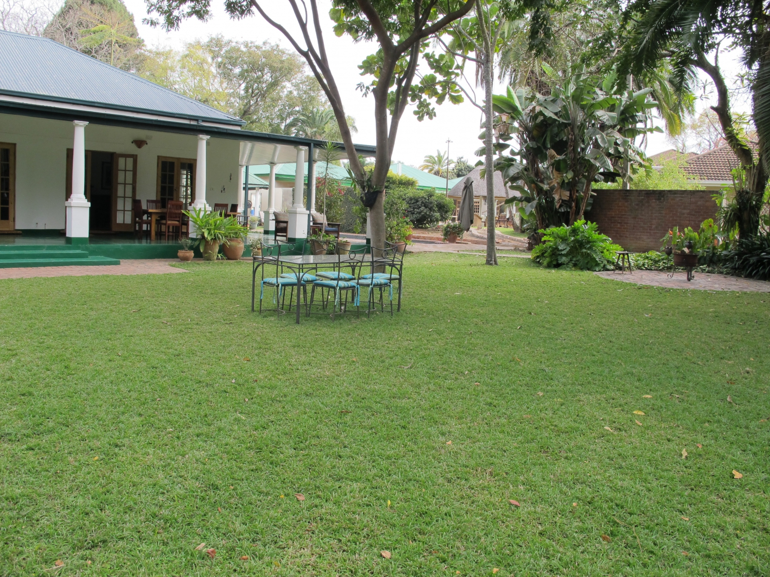 Recommended B & B's in Harare