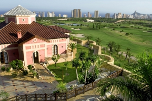 Benidorm to host a 2018 PGA Senior Golf Tournament