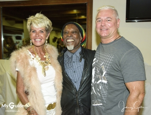 Billy Ocean Wins Straight Set at Puente Romano Tennis Club Marbella