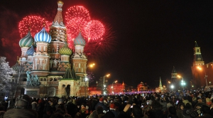 CHRISTMAS MADE IN RUSSIA: PLACES TO EXPLORE