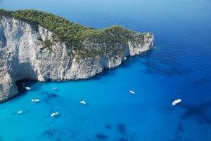 Dive and sailing in Greece