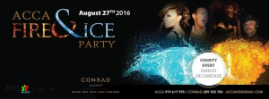 Fire & Ice Party at Conrad Algarve