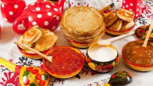 Food and Fun: Celebrate Maslenitsa the Russian way