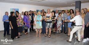 Gabriella Kauffmann Exhibition Kasser Rassu, Marbella