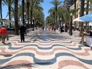 Getting About in the Alicante region