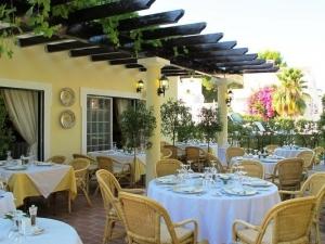 Willies Restaurant, Vilamoura, Algarve