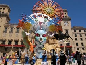 Hogueras de Alicante and the Bonfires of Saint John