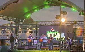 Jazz under the Stars in Puerto Rico