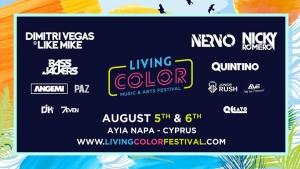 Living Colour Festival opens its doors on 05 August