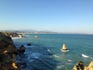 view from Ponta de Piedade