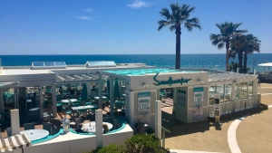Restaurants with a view in the Algarve - Sandbanks