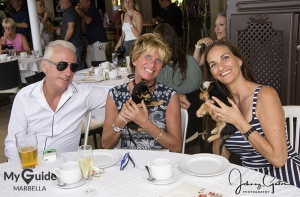 Rock and Roll high tea at Le Papillon in aid of Triple A