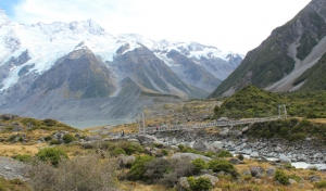 Soaring in South Island - the best Mount Cook walks