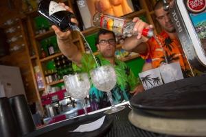 Summer parties at The Beach Bar, Vale do Lobo