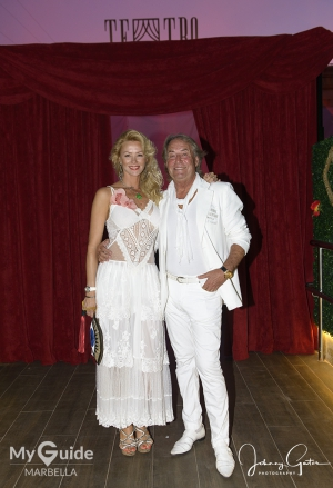 Teatro Marbella launches in Puerto Banus and the show begins