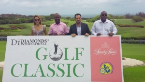 The Annual Diamonds International/ Rotary West/ Sandy Lane Golf Classic