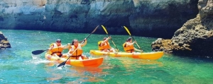 Top 10 Watersports and Boat Tours in the Algarve