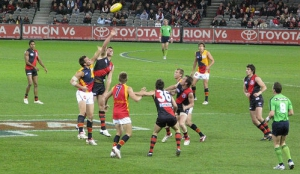 What is Aussie Rules Football?