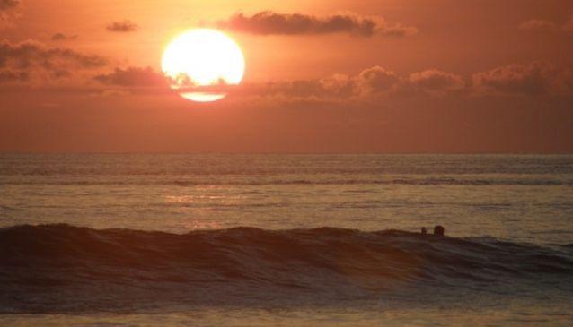 Enjoy a Sunset at Tortilla Flats in Dominical