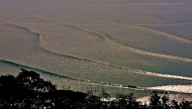 Lost Waves of Nicoya