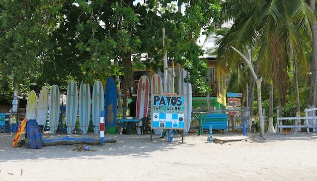 Patos Surf School - Samara