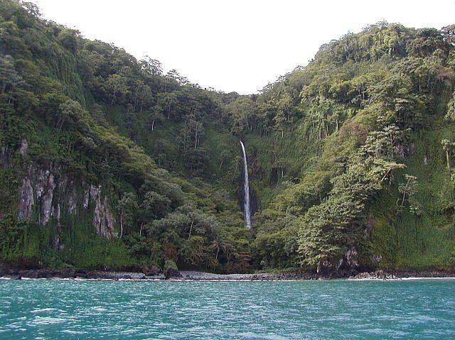 Wafer Bay, Cocos Island Costa Rica