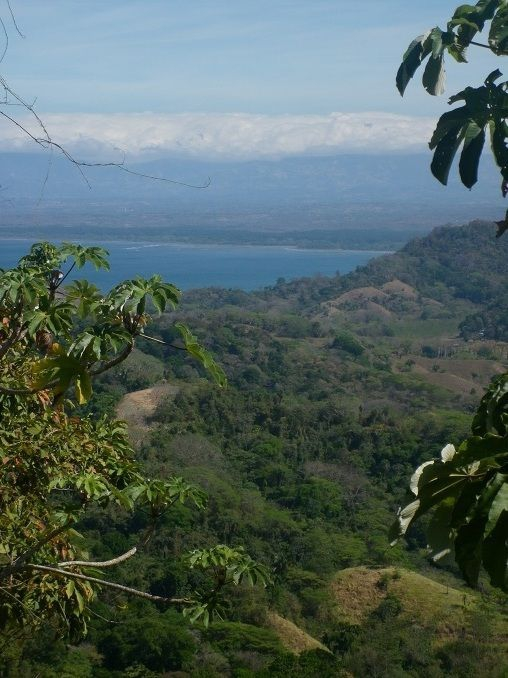 A view across Costa Rica