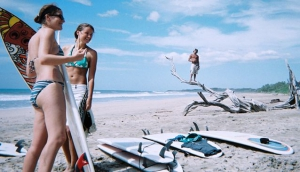 The Magic of Surfing Dominical, Costa Rica