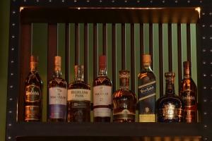 Wide Variety of Liquor