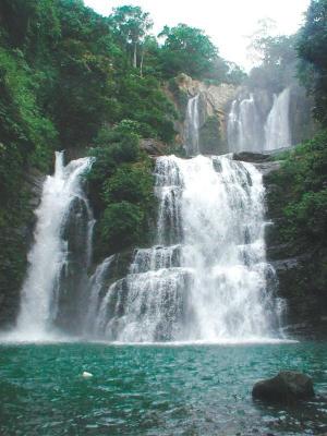 Local Waterfall