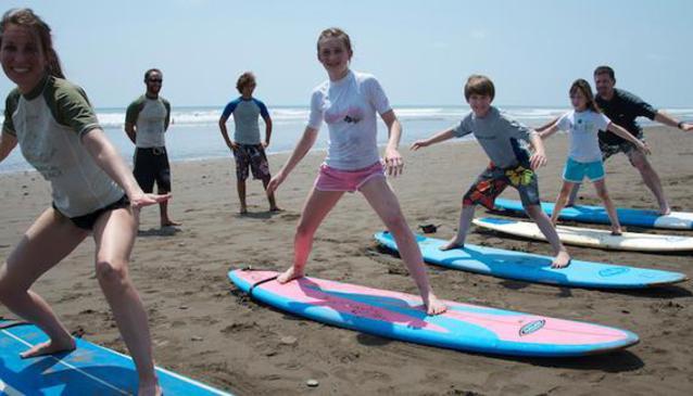 Green Iguana Surf Camp