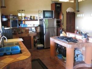 Kitchen at Casa Rica