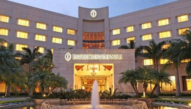 Real Intercontinental Hotel & Club Tower