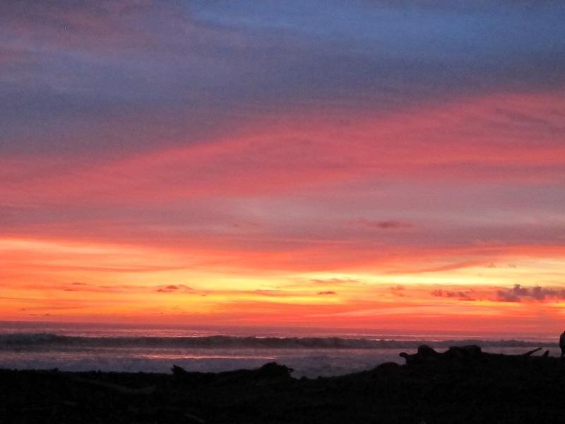 Tortilla Flats Sunset