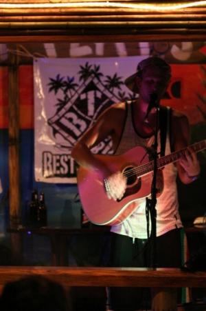 Live music - Ben Fagan