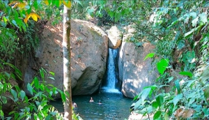 Waterfall El Pavon - Costa Ballena